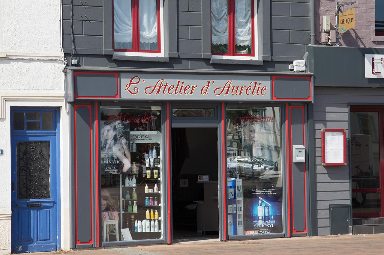 Salon de coiffure l 39 atelier d 39 aurelie gravelines action for Annuaire salon de coiffure