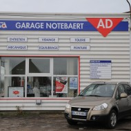 GARAGE  NOTEBAERT – AD