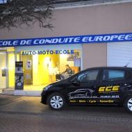 ECOLE DE CONDUITE EUROPEENNE (ECE AUTO ECOLE )
