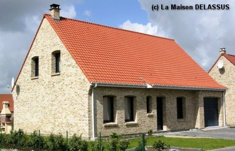 La maison delassus gravelines action ecogravelines for Action maisons