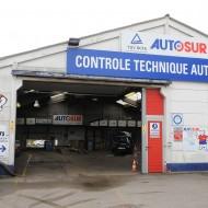 AUTOSUR CONTROLE TECHNIQUE