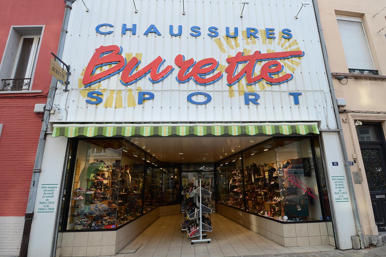 CHAUSSURES  BURETTE