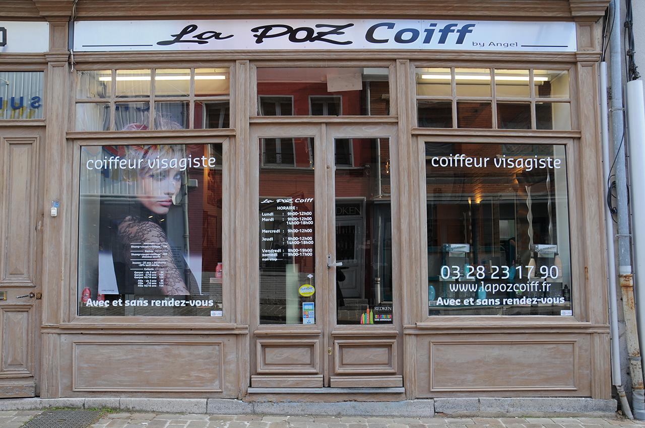 LA POZ COIFF  SALON DE COIFFURE
