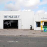 GARAGE  RABAT – RENAULT