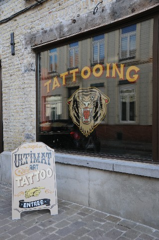 ULTIMAT  ART  TATOO