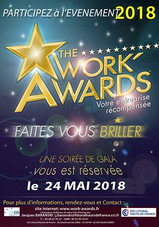 WORK' AWARDS 2018
