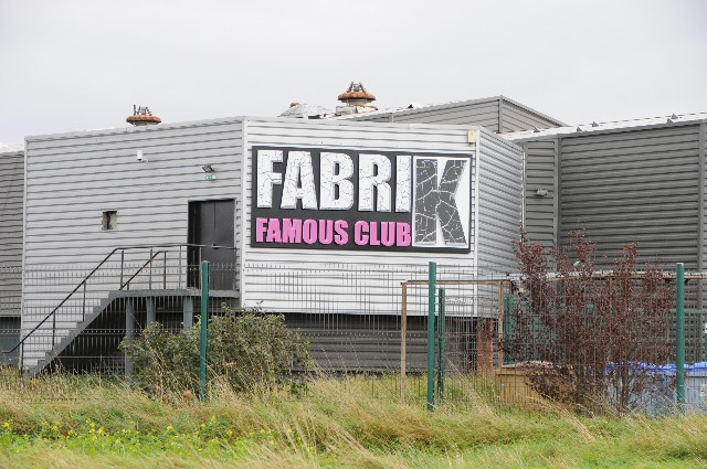 LA FABRIK , FAMOUS CLUB