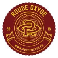 ROUGE  OXYDE