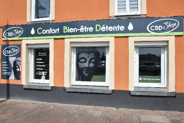 CBD SHOP CONFORT BIEN ETRE DETENTE