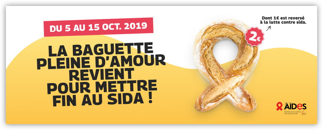 OPERATION LOVE BAGUETTE 2019